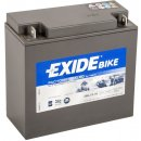 EXIDE BIKE GEL 12V 16AH 100A GEL12-16