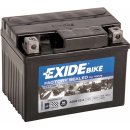 Exide Bike AGM Ready 12V 3Ah 50A AGM12-4