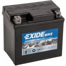 Exide Bike AGM Ready 12V 4Ah 70A AGM12-5