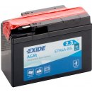 Exide Bike AGM 12V 2,3Ah 35A ETR4A-BS